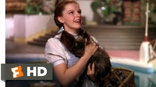 Were Not In Kansas Anymore  The Wizard Of Oz 2/8 Movie CLIP 1939 HD