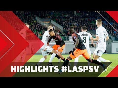 HIGHLIGHTS   LASK - PSV