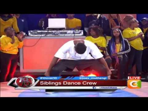 Siblings Dance Crew Live #10Over10