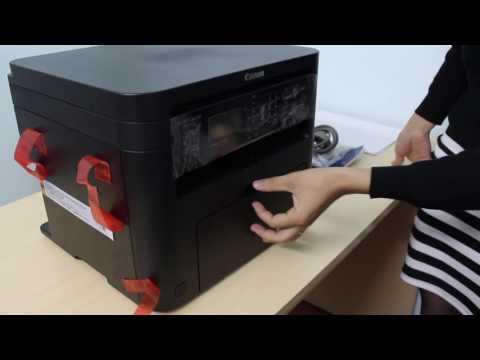 Video giới thiệu về máy in canon mf221d