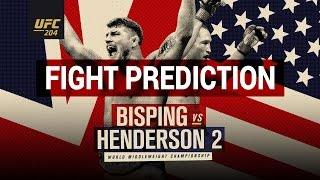 Nonton Fight Prediction   Ufc204   Michael Bisping Vs Dan Henderson 2 Film Subtitle Indonesia Streaming Movie Download