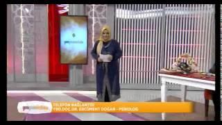 TRT DİYANET - Yeni Güne Merhaba 23.09.2014 - Burun Tıkanıklığı 3