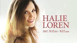 [Trailer] HALIE LOREN : COTTON CLUB JAPAN 2017