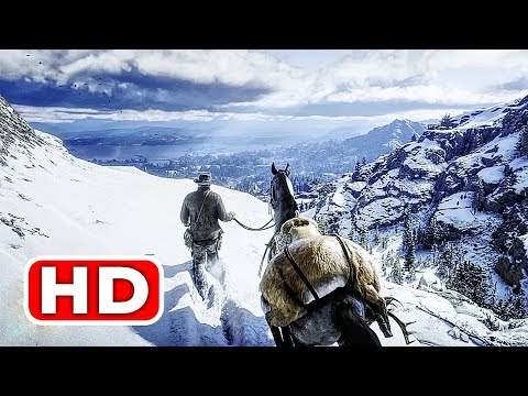 RED DEAD REDEMPTION 2 FULL 4K Gameplay (2018) PS4/Xbox One