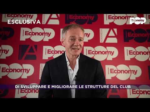 Il video dell'annuncio dell'acquisto del Palermo (tratto da PopEconomy)