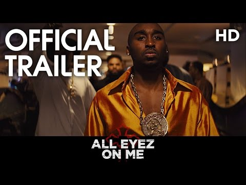 ALL EYEZ ON ME | Official Trailer | 2017 [HD]