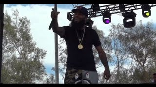 "Stalley - ""Swangin"" Live At Rock The Bells 