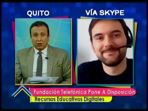 Fundación Telefónica pone a disposición recursos educativos digitales