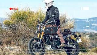 7. HOT NEWS!! Exclusive Spy Shots Triumph Testing 1200 Scrambler with True Offroad Potential