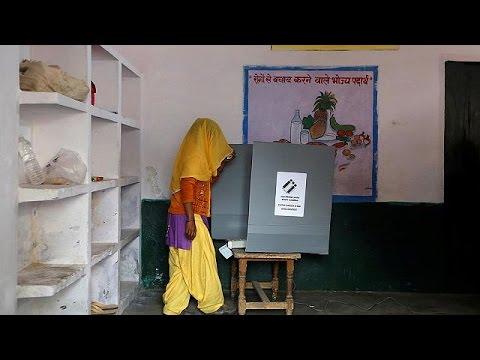 Κάλπες – τεστ για τη κυβέρνηση σε πέντε πολιτείες της Ινδίας
