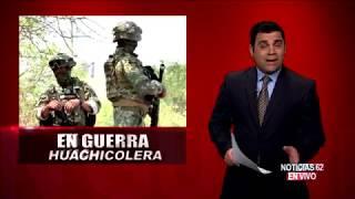 Autos quemados en México – Noticias 62 - Thumbnail