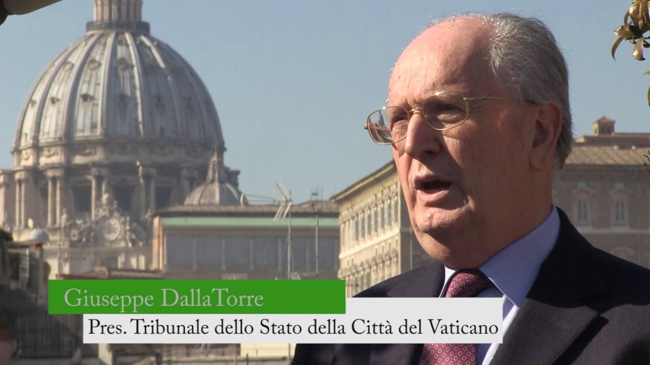 Diritto Vaticano e informazione, intervista a Giuseppe Dalla Torre