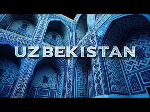 Vamos dar uma volta pelo Uzbequistão? É lindo!