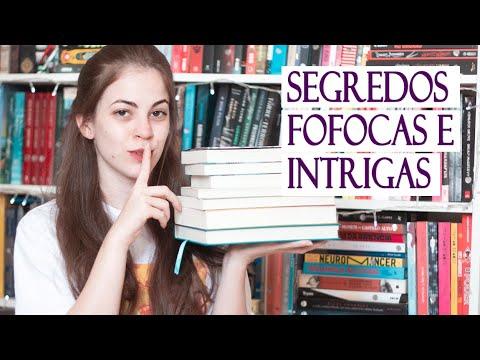 Livros sobre Segredos, Intrigas e Fofocas | Romances Domésticos