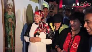 """وزيرة الثقافة تفتتح ليالي """"قصور الثقافة"""" الرمضانية"""