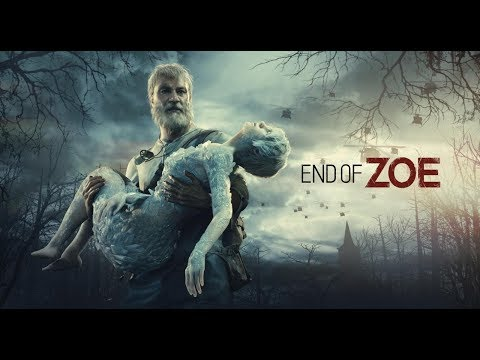 История Зои и Криса Редфилда - Resident Evil 7 DLC - End of Zoe & Not A Hero