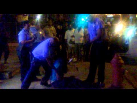 POLICE BRUTALITY or EXCESSIVE FORCE? (Watch the video)