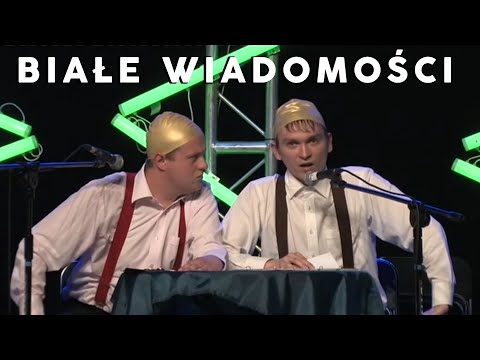 Kabaret Czesuaf - Białe wiadomości (dwie wersje!)