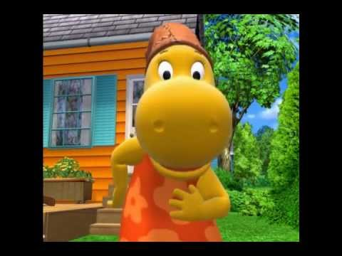 The Backyardigans  Trailer.(O mejor Los Backyardigans Trailer)