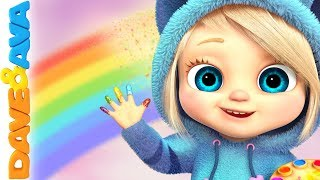 Video 😍 Nursery Rhymes & Baby Songs | Nursery Rhymes and Songs for Kids from Dave and Ava 😍 MP3, 3GP, MP4, WEBM, AVI, FLV Desember 2018