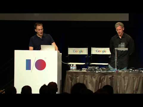 Google Android - Chet Haase, Romain Guy Engineers from the Android UI Graphics team will show some tips, tricks, tools, and techniques for getting the best performance and sm...