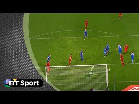 Bayer Leverkusen's bizarre ghost goal.