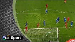 Bayer Leverkusen 'ghost goal' - the most bizarre goal in football? | #BTSport