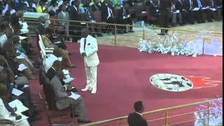 Bishop David Oyedepo Sermon: God's Plan For Me IS In His Book Part 1