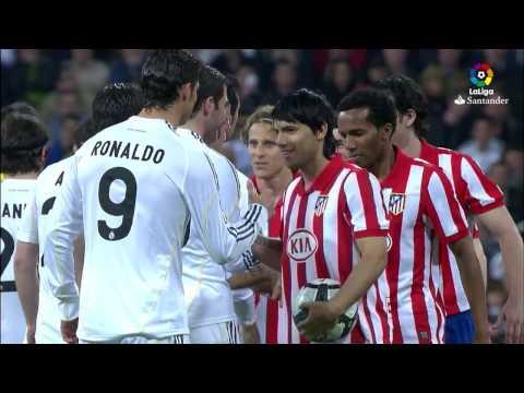 ElDerbi - Resumen de Real Madrid vs Atlético de Madrid (3-2) 2009/2010