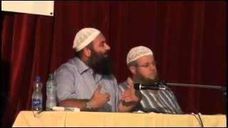 Shqiptarët dhe Islami - Hoxhë Bekir Halimi dhe Hoxhë Irfan Salihu (Istog 2011)