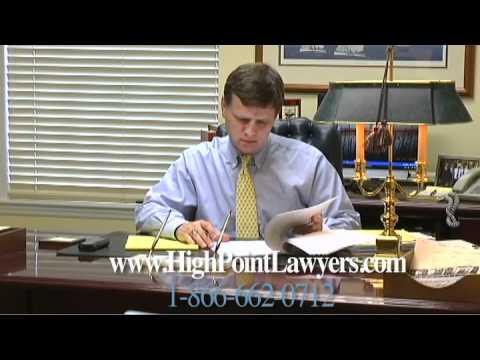 High Point Workers Compensation Attorney Thomasville Job Injury Lawyer North Carolina