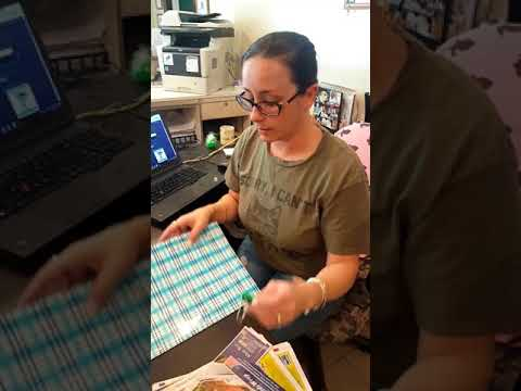 Easy way to cut coupons.