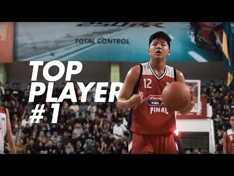TOP Plays #1 - Kompilasi Top Player Honda DBL 2018