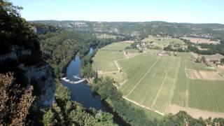 Caillac France  City new picture : Le cingle du Lot à Montbrun (Caillac) dans le Lot depuis le Saut de la Mounine