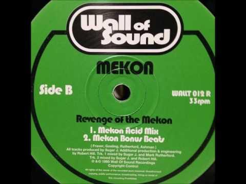 Mekon ー  Revenge Of The Mekon (Remix)
