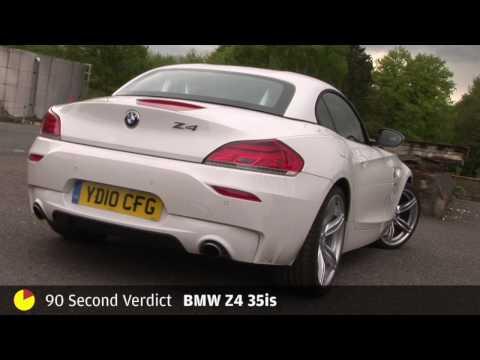 BMW Z4 35is – 90sec review by autocar.co.uk