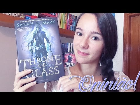 OPINIÃO: Throne of Glass de Sarah J. Maas