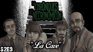 S2E9 - Les Chroniques du Necronomicon -