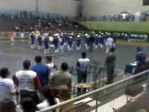 Concurso em Mandaguaçu - PR. Banda Marcial de Taciba.