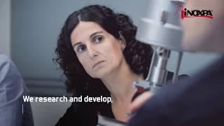 Výskum a vývoj - INOXPA