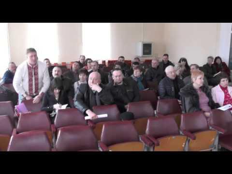 1 засідання 2 сесія міської ради від 30.03.2016