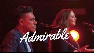 Video Admirable | Christine D'clario  | Julio Melgar | Emanuel MP3, 3GP, MP4, WEBM, AVI, FLV September 2019