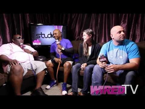 Faizon Love & Tony Roberts - Studio 96