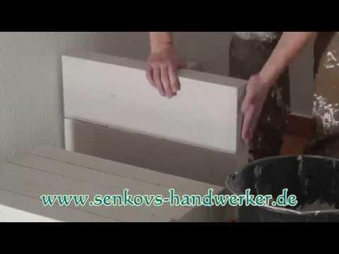 Küche Selber Bauen ,Bauanleitung Ytong Porenbeton Steine