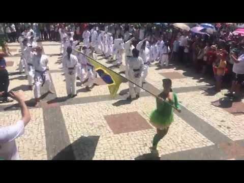 Solenidade do Evento de Revezamento da Tocha Olímpica em Irauçuba