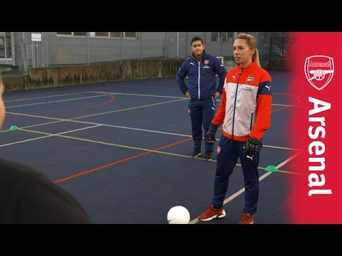 Arsenal Ladies: A Day In The Life Of Jordan Nobbs