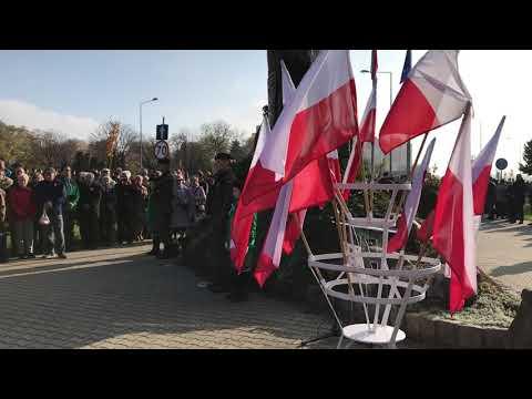 Wideo1: Święto Niepodległości w Lesznie