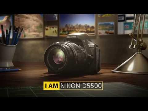 Nikon D5500: Product Tour