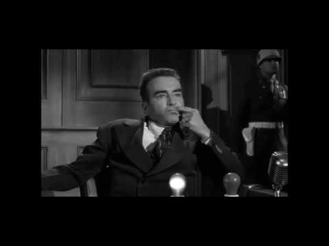 Montgomery Clift in Judgment at Nuremberg - Part 2/2