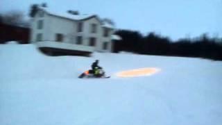 9. Ski-doo 550 2010